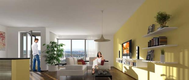 Bydlení v luxusu za přijatelnou cenu? I to je možné!
