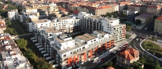 Jak vypadají moderní novostavby na Praze 10?