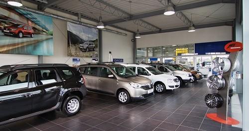 Kupte si nové auto a zaparkujte ho do vaší garáže