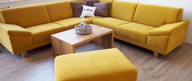 Rohová sedací souprava do každého bytu