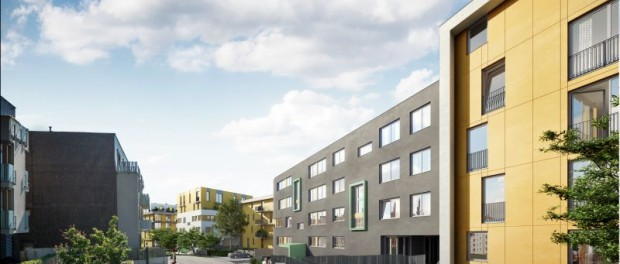 NA VACKOVĚ – nový projekt pro rodinné bydlení v Praze