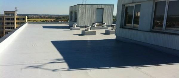 Odborník na ploché střechy
