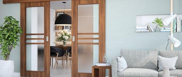 Máte na dveře dost místa? Vyberte si způsob otevírání podle toho.