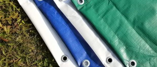Zakrývací plachty vysoké kvality