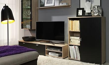Obývací pokoj- oáza klidu po náročném pracovním dni