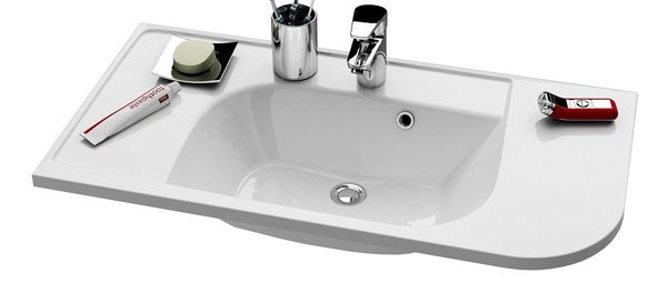 U koupelnového nábytku je důležité kvalitní zpracování a odolnost proti vlhkosti.
