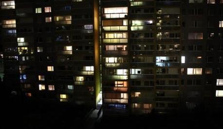 Moderní panelákový byt