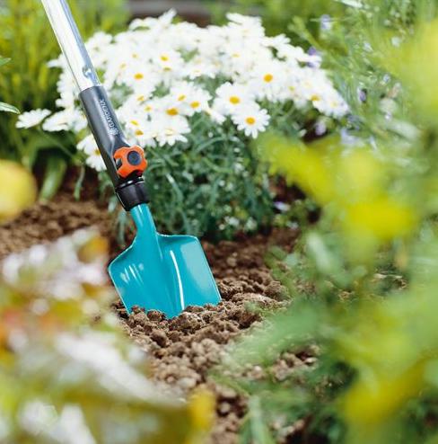 zahradní techniky