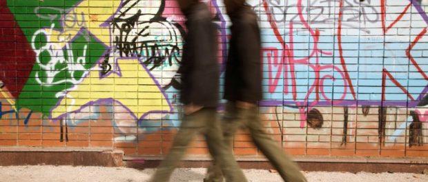 Graffiti nemá na fasádě co dělat. Rozhodně ne, na té vaší!