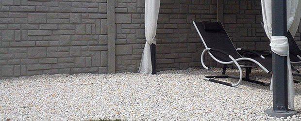 Kvalitní betonový plot