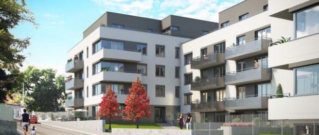 Bytové domy, které se klikatí terénem: bude to váš nový domov?