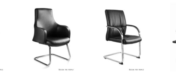 Výběr kancelářského nábytku i konferenčních či jednacích židlí