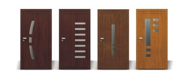 Hliníkové vstupní dveře: odolnost a styl v jednom