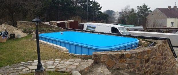 Využijte výhodné akce na bazény