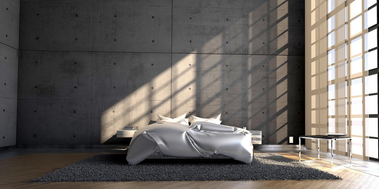 Polstrované postele – trend pro rok 2019