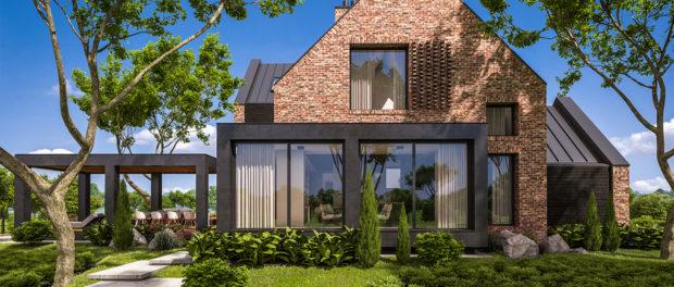 Čeká vás stavba domu? Základem je zkušená architektonická kancelář