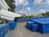 skladové prostory Praha Brno