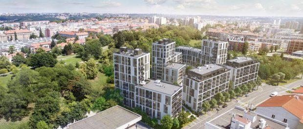 Developerské projekty na Vackově splní sen o vašem novém bydlení