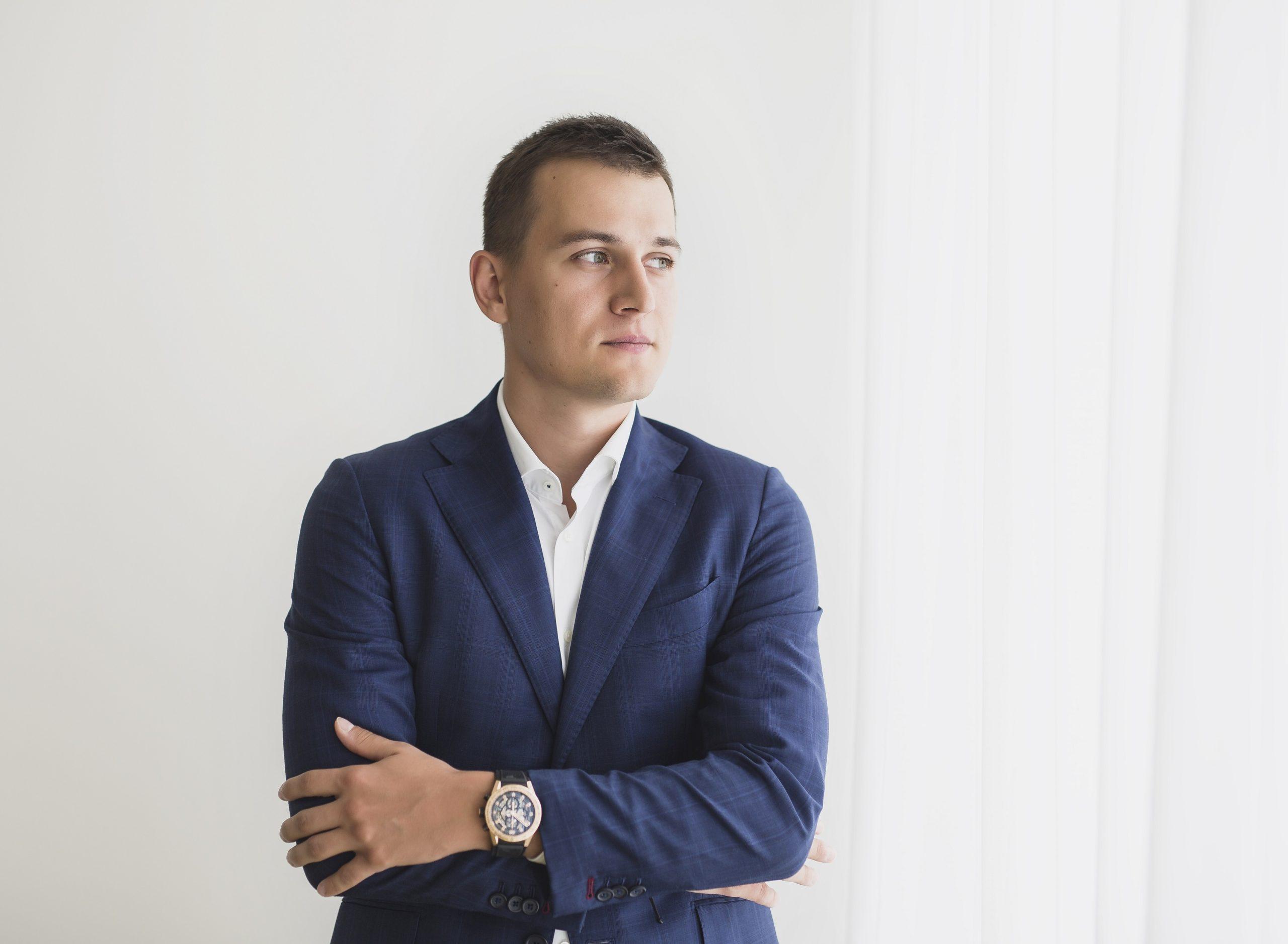 Daniel Římal zakladatel Českoslovesnkého nemovitostního fondu