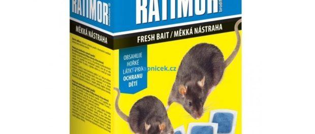 Jed na krysy bezpečně zbaví domácnost těchto hlodavců