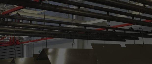 Práškové lakovny smoderními technologiemi
