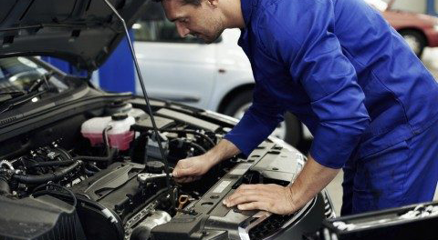 Chcete vyměnit vaše auto, které stojí v garáži?