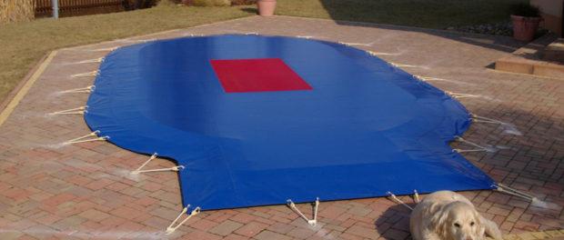 Kvalitní plachty na bazén a spolehlivé zakrytování pergoly