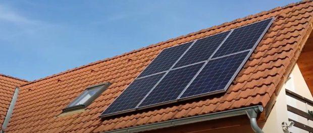 Vyzkoušejte solární ohřev vody a ušetřete