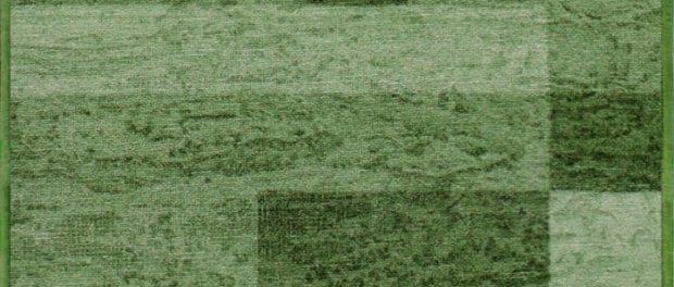 Zelený koberec může nabývat nejrůznějších podob